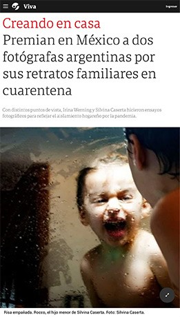 Entrevista Revista Viva - Clarín